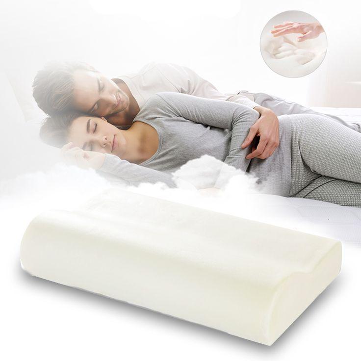 memory foam pillow 3 colors orthopedic pillow latex neck pillow fiber slow rebound soft pillow massager