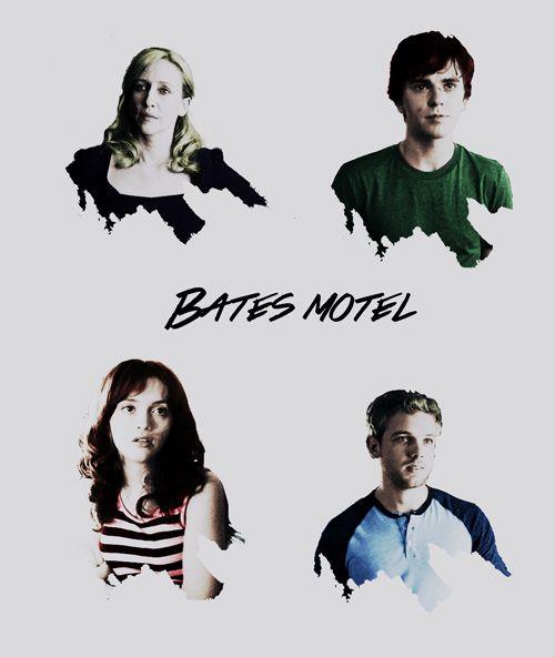 Bates Motel Normabates Normanbates Dylanmassett Emmadecody Bates Motel Bates Norman Bates