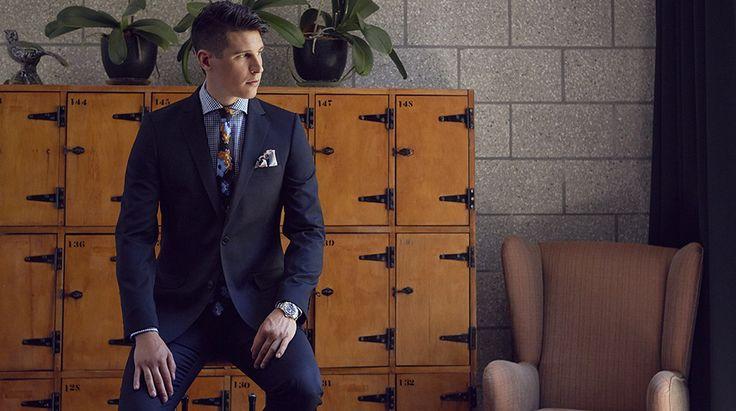 Cooper-Lotus two trouser suit BM11/79, Brosnan shirt SY58/75, silk tie, silk pocket square https://shop.rembrandt.co.nz/
