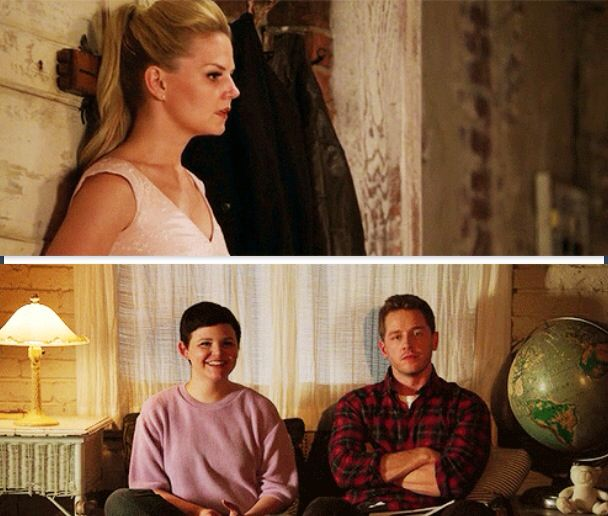 Loved this!!! Look at David's face compared to Mary Margaret's
