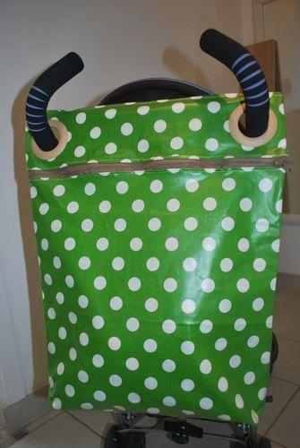 sac à poussette