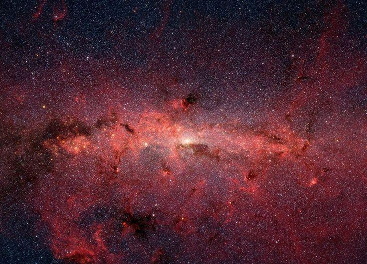 57 отметок «Нравится», 1 комментариев — Linda's Favourite (@lindasfavourites) в Instagram: «Stars of the Galactic Center #stars #galactic #center  #planetearth #bestoftheday #amazing #earth…»