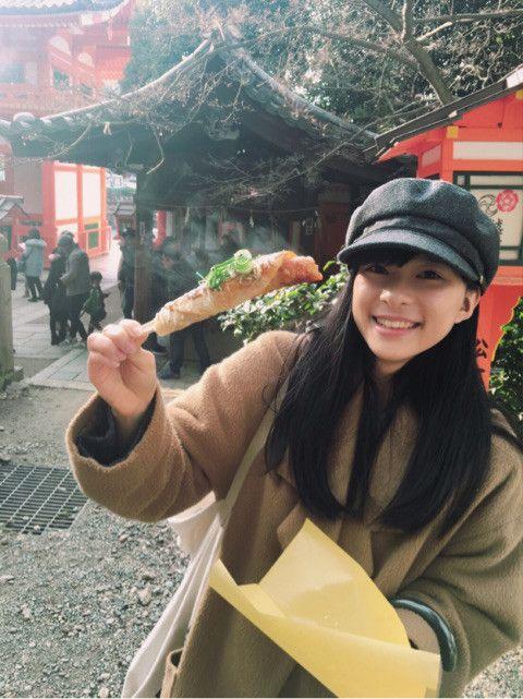 そうだ。 の画像|芳根京子オフィシャルブログ「芳根京子のキョウコノゴロ」Powered by Ameba