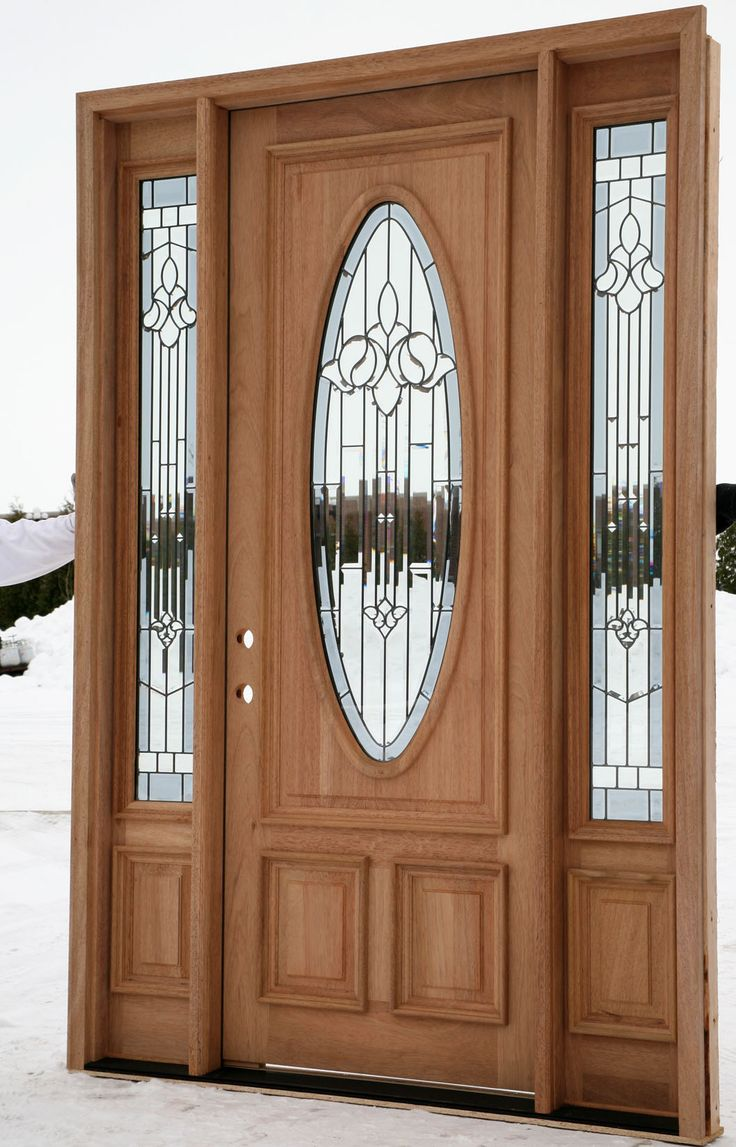 Exterior front doors with sidelights - Exterior Entry Doors With Sidelights