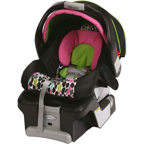 Graco Snugride Classic Connect 30 Infant Car Seat Maci
