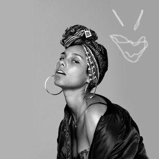Alicia Keys and the Rauschmonstrum