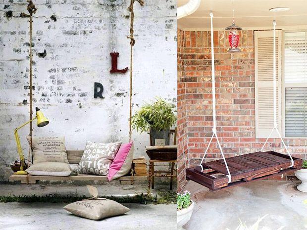 I dondoli e le altalene fai da te per il giardino - Rubriche - InfoArredo - Arredamento e Design per la tua casa