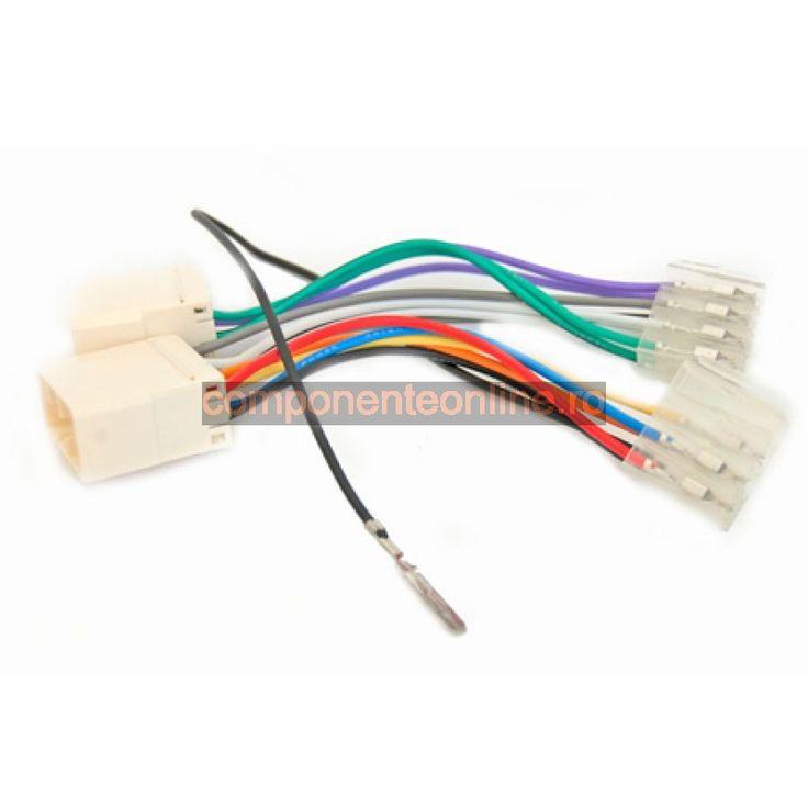 Cablu adaptor ISO Mazda - 402517