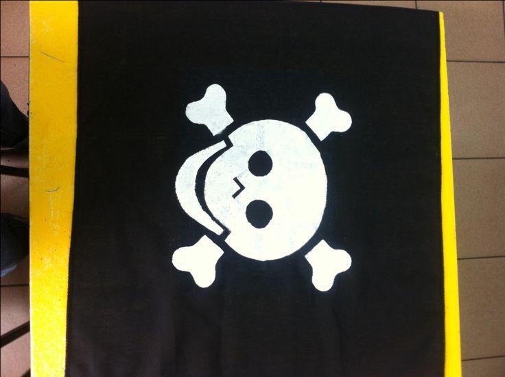 03.05.2017. пиратский флаг