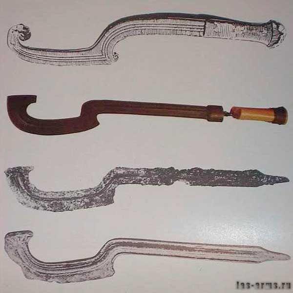 Египетский   меч -- Хопеж
