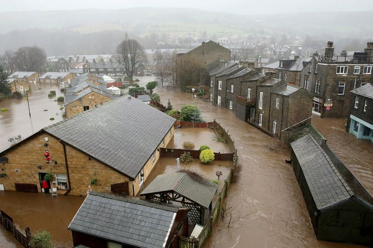 El Nino at work: More floods in England   The last...