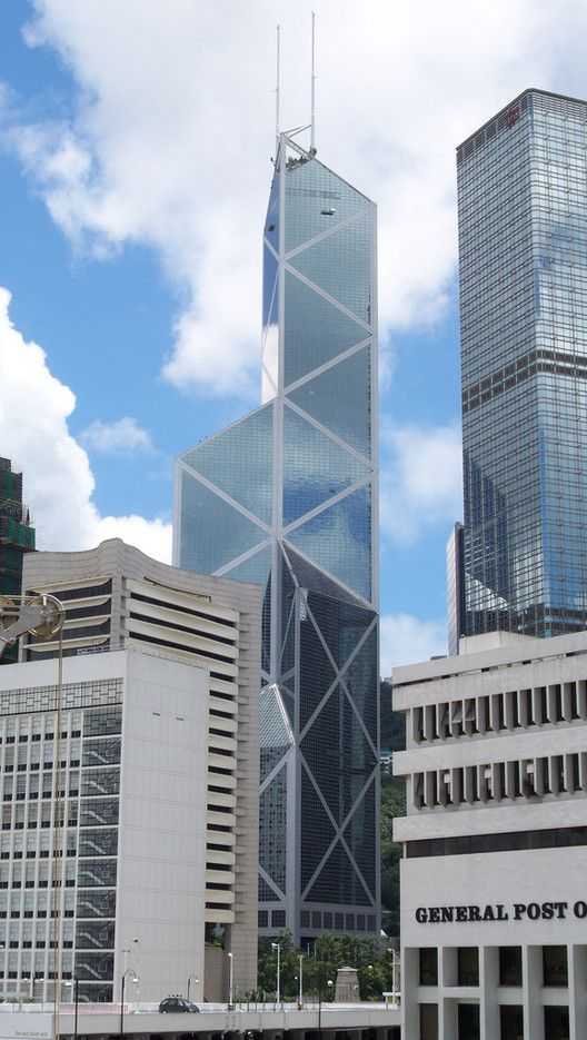 Built by I.M. Pei in , Hong Kong with date 1990. Images by Flickr user: WiNG1990. When commissioned to design the Bank of China Tower on an intricate inland site, I.M. Pei was requested to create an ...