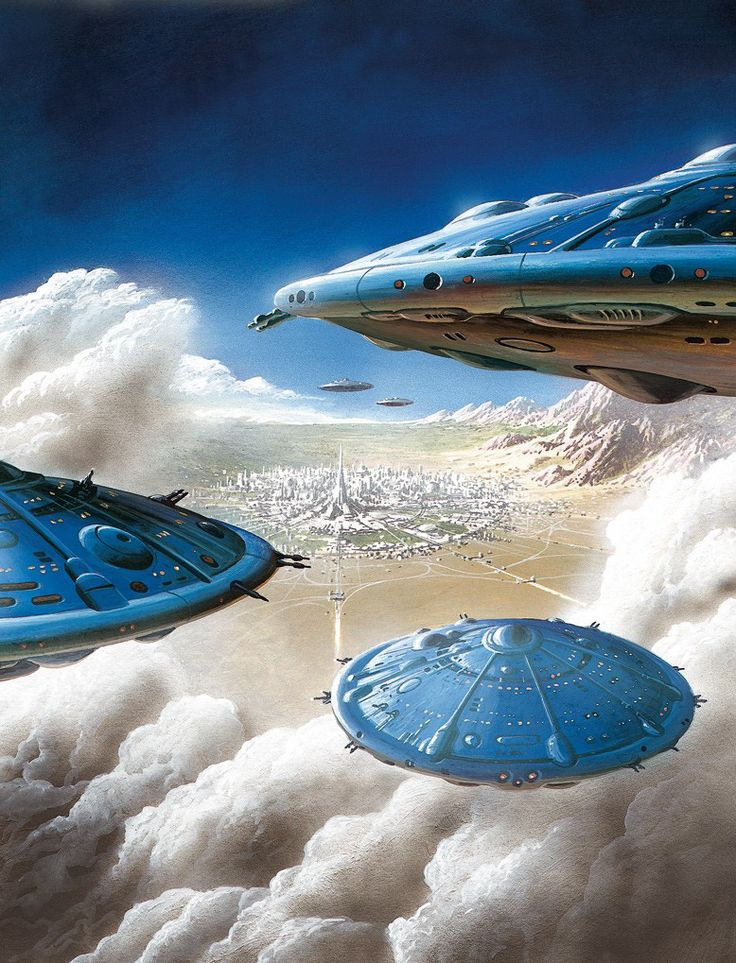Cover art for perry rhodan 2352 artist unknown for Flying spaces