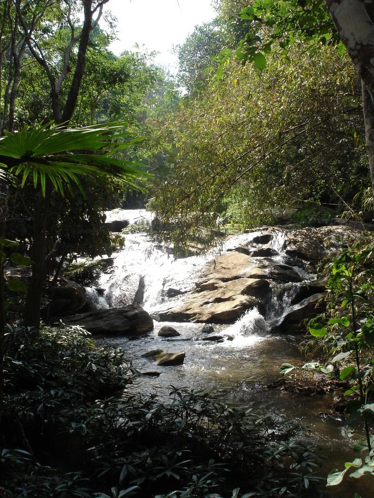 trekking chiang mai without guide