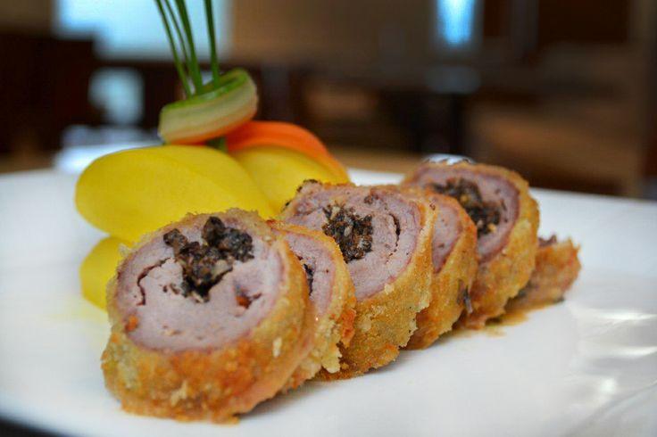 Chicken Roll JustinClara