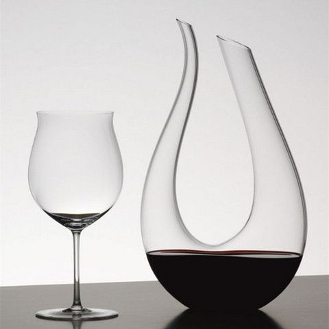 Hand Crafted Personal Wine Decanter (500 ml) - Finding Vino
