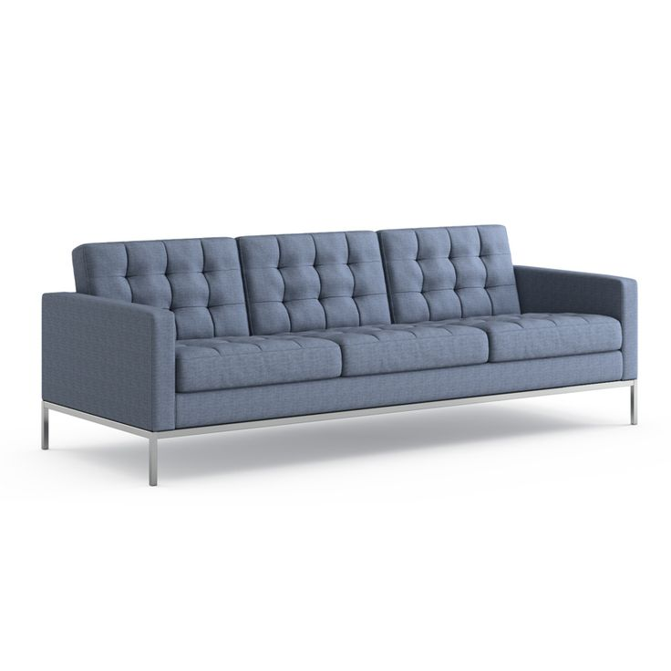 Florence Knoll Relaxed Lounge Collection: Florence Knollu0027s Classic Lounge  Collection Is Now Available In A