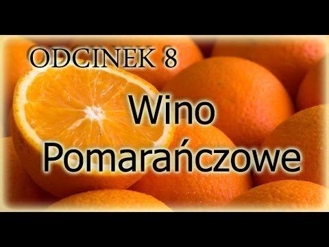 Wino pomarańczowe