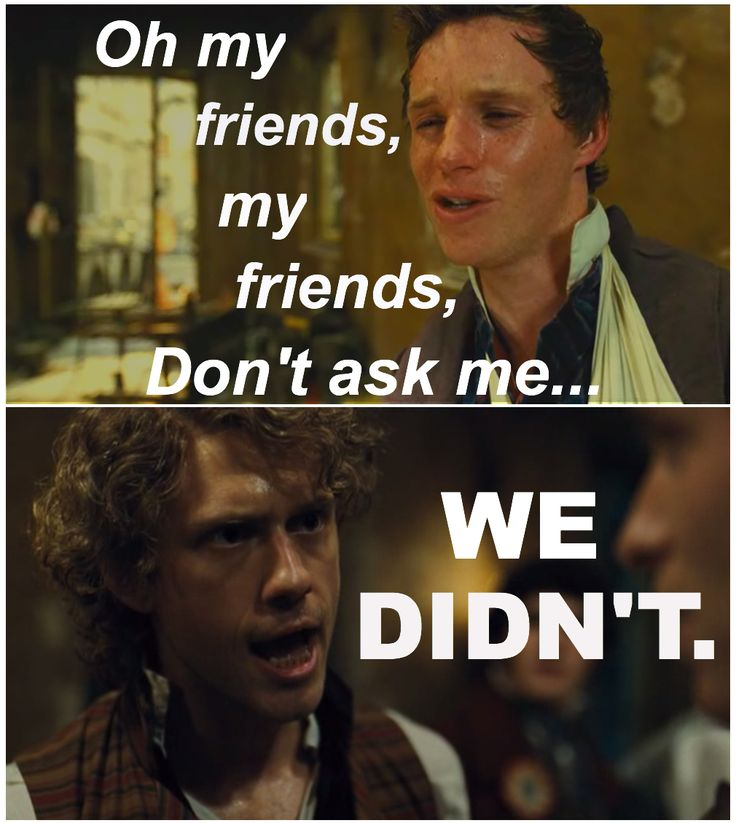 No one asked you Marius!