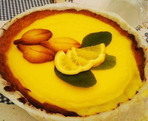 Lemon Pie - Torta al limone