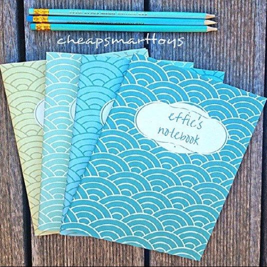 Adorable A5 personalized Notebooks in several colors!!!🎅⛄️😊