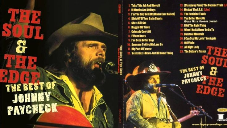 "Johnny Paycheck - ""The Feminine Touch"""