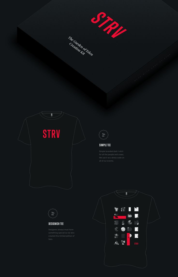 STRV is a development & design agency working with top tech companies from SF, LA and NY.