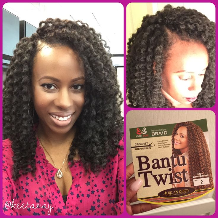Crochet Box Braids Bobbi Boss : Crochet braids. 8 cornrows straight back. 3 packs installed. Hair cut ...