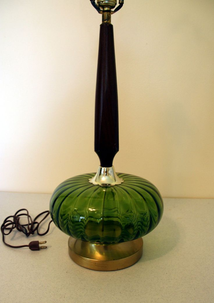 Lovely Example Of Mid Century Elegance Table Living Room Lamp With 3 Way Switch