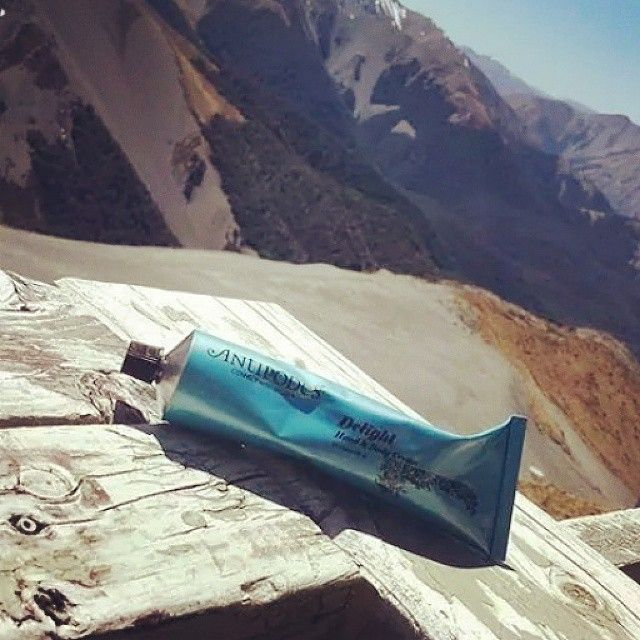 Rebecca Taylor - #outdoors #keephydrated, always take with me today was mission #mtcheeseman #lovejubilation @antipodes_scientific_beauty #nzmade