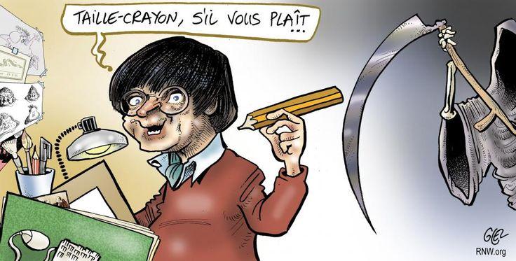 Du monde entier pour « Charlie Hebdo »   Mediapart