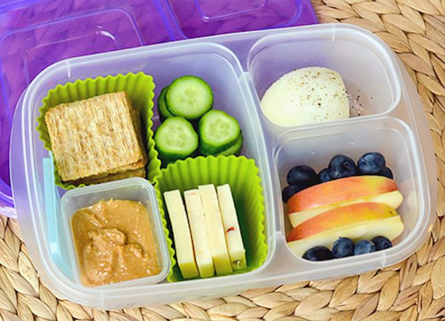 12 Bento Box Lunch Ideas to Get You Through the Week via Brit + Co.
