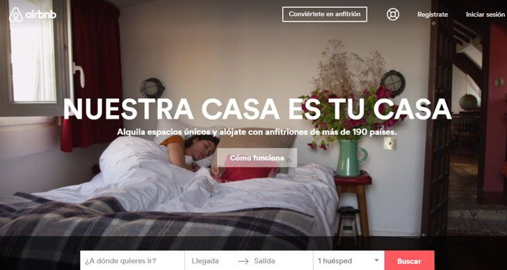 #Internet #airbnb #alojamiento Airbnb permitirá añadir anfitriones para colaborar con la gestión de viviendas