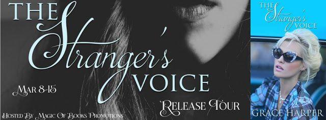 EskieMama & Dragon Lady Reads: Release Tour: The Stranger's Voice by Grace Harper