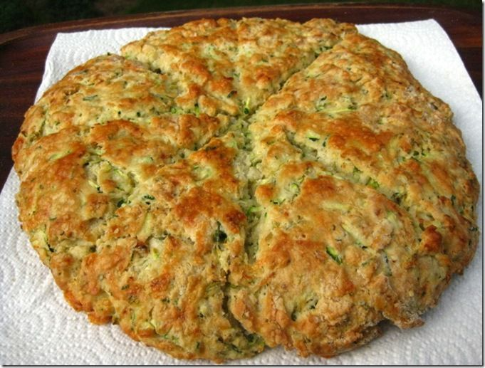 Zucchini cheese scones from: http://ciaochowlinda.blogspot.ca/2009/08/zucchini-cheese-scones.html#