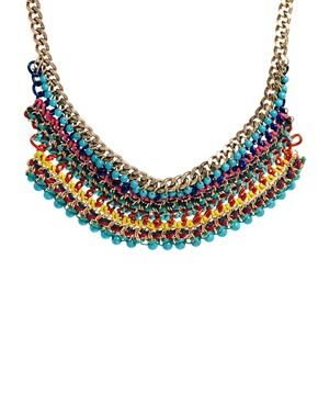 ALDO Herracia Festival Collar Necklace