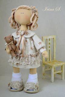 Irina's clothdoll