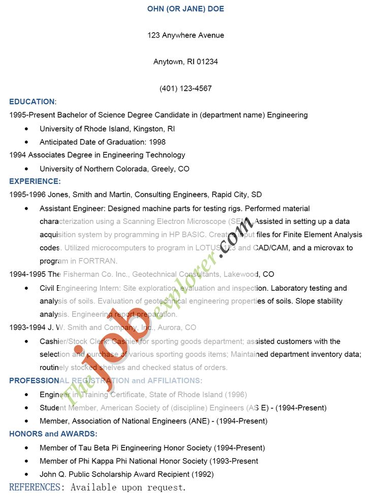 Best 25+ Sample resume cover letter ideas on Pinterest Resume - associates degree resume