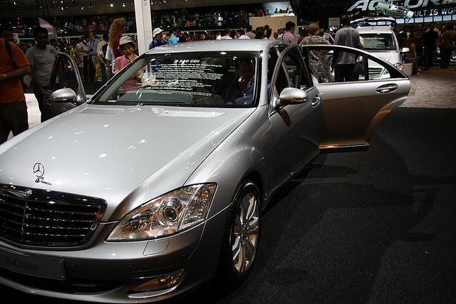 #Mercedes S-Class 320 CDI