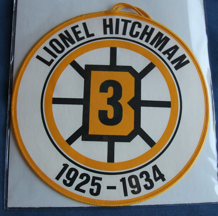 Lionel Hitchman Jersey Back It