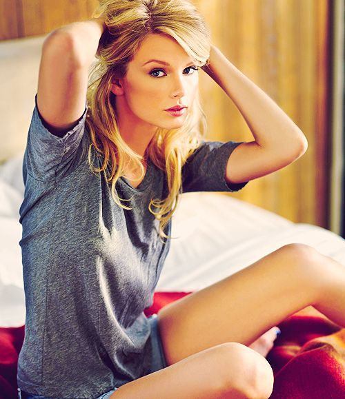 Why can't I just wake up one morning and be Taylor Swift?