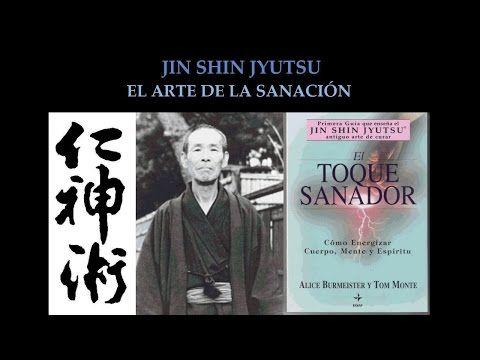 Curso de Sanación Jin Shin Jyutsu ~ 3ª parte (última) - YouTube