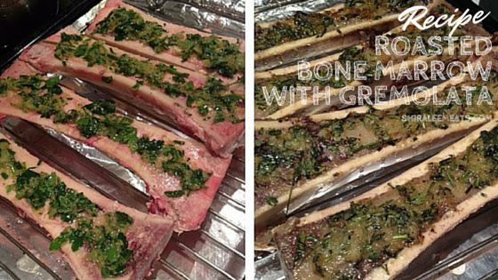 Bone marrow is a potent medicinal food that's also easy and quick to prepare. We've got a great recipe here from Julia at Nourish Your Health Serves 4 Ingredients: 2 certified organic long marrow beef bones (ask your butcher to cut them lengthways) 1/3 bunch fresh parsley Zest of one lemon (save juice to serve) …
