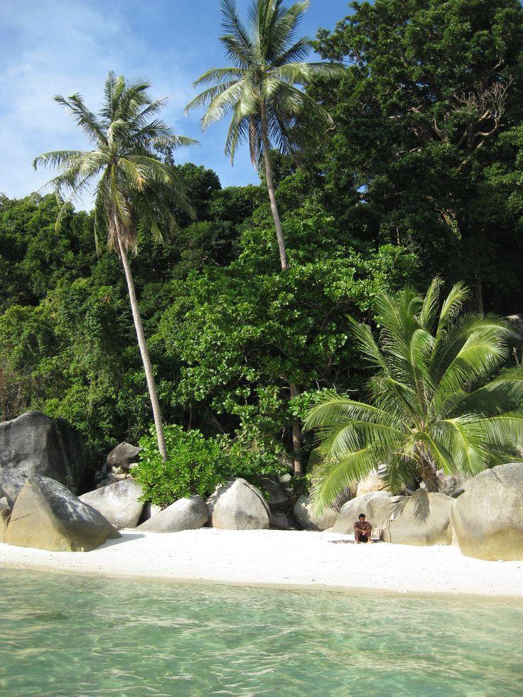 Trip Idea 2: Malaysia, Perhentian Islands, Kuala Lumpur, Taman Negara