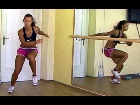 OK, so this kicks-ass after the 18th min.... the Insanity Workout Day 2 - Plyometric Cardio Circuit Full Video