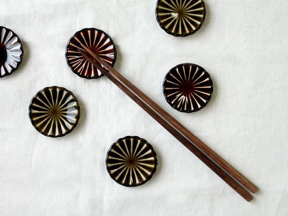 Giyaman-Tou chopstick rest(by Kaneko Kohyo,Gifu)