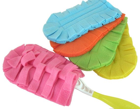 Swiffer Washable Hand Duster Refill Set