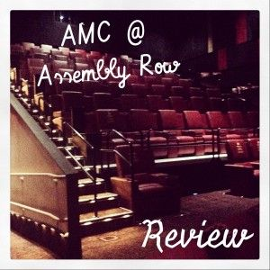 Celebrating the new AMC Theatres at @Assembly Row! #somerville