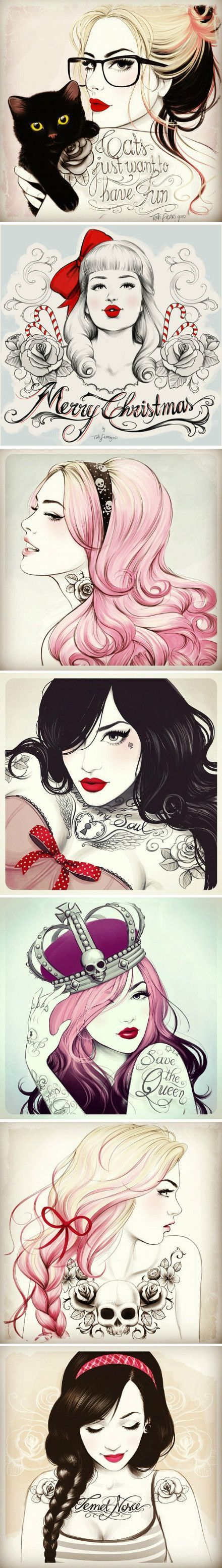 Girls Tattooslove the last one with the rose on shoulders Cc