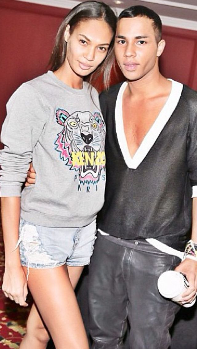 Beautiful Joan Smalls in KENZO available @ LABELS SITTARD NL.